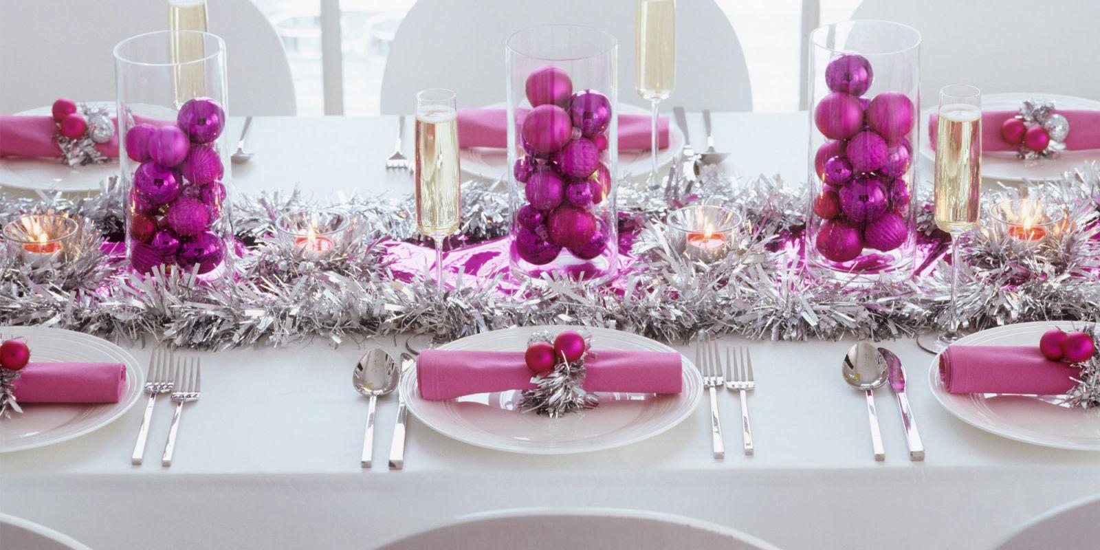Arredare Tavola Natale come apparecchiare la tavola di natale