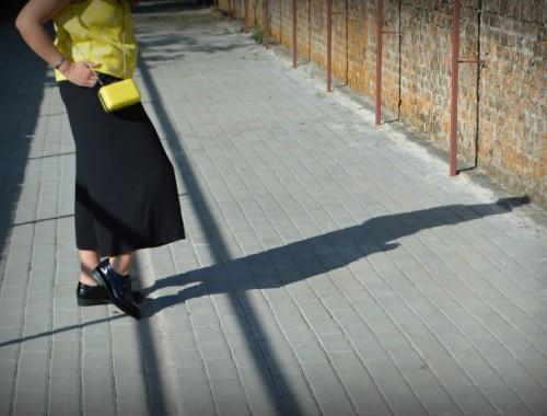 OUTFIT DA GIORNO CON CROP PANT O CULOTTE